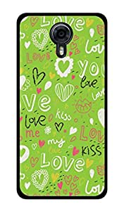 Micromax Canvas Xpress 2 E313 Printed Back Cover