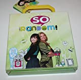 So Random - Disney Channel Sonny with a Chance Cosmetic Makeup Make up Set Demi Lovato - In Carrying Case Great Unique Gift for Girls