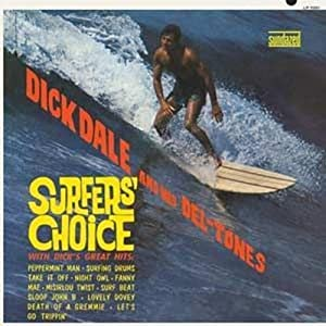 Surfers' Choice [Vinyl]
