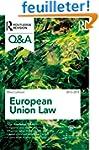 Q&A European Union Law 2013-2014