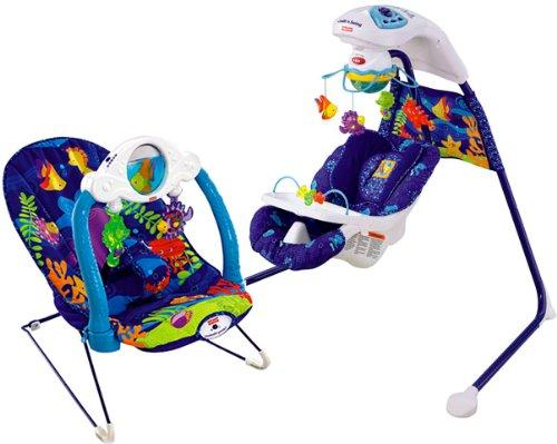 Baby Swing Bouncer Combo Fel7 Com