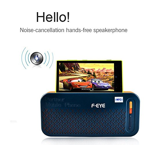 Feye FBS-32 Wireless Speaker (With 5000mAh Power Bank and Stand)