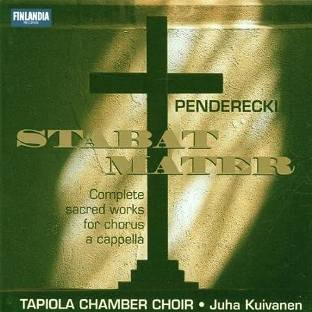 Penderecki Krzysztof (1933) 5183UzbV6fL._SY450_
