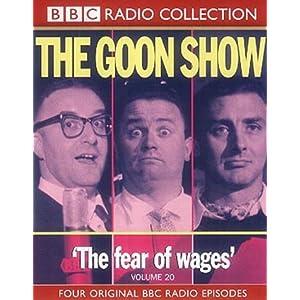The Goon Show Volume 20 - Spike Milligan