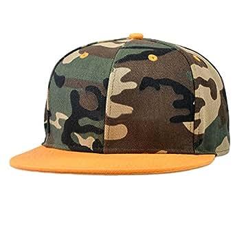 Zicac Fashion Camouflage Snapback Hats Baseball Cap Hip hop Hat 55 59cm b37b0c371a0