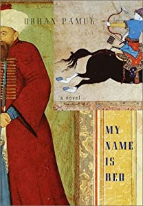 "Cover of ""My Name Is Red"""
