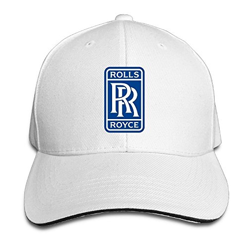 hmkolo-rolls-royce-sandwich-baseball-caps-for-unisex-adjustable-white