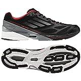 Adidas Adizero Feather 2 Men`s Shoes - Black1/ Neo Iron/ Neo Iron