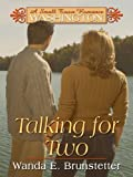Washington: Talking for Two (Heartsong Novella in Large Print) (1410407942) by Brunstetter, Wanda E.