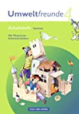 img - for Umweltfreunde 4. Schuljahr. Arbeitsheft Sachsen book / textbook / text book