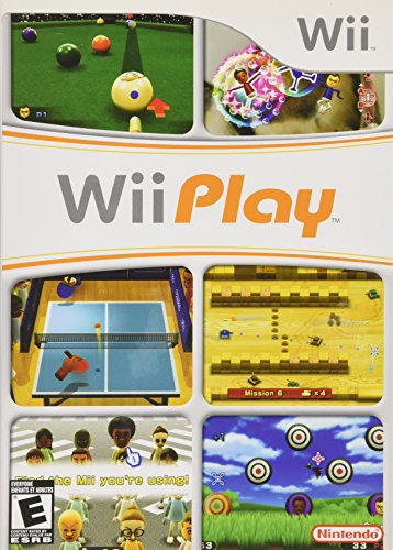 Wii Play (Refurbished Wii Console Only compare prices)