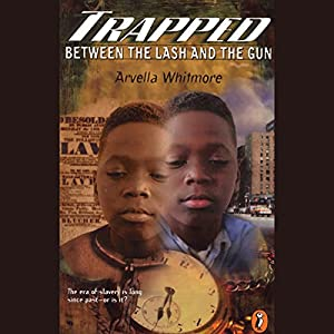Trapped between the Lash and the Gun Audiobook