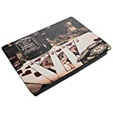 Ratios Lap Wood Table Cards