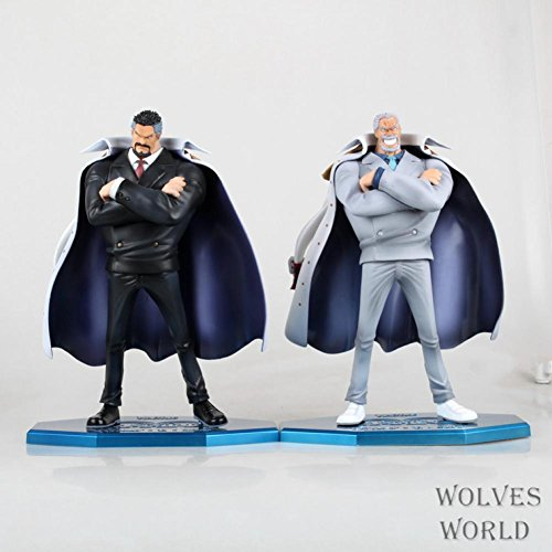 Rosy Women One Piece P.O.P Pop Marine Hero Vice Admiral Monkey D. Garp Pvc Action Figure Collection Model Toy Fga346 (Garage Vice compare prices)