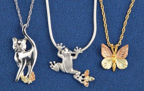 Black Hills Gold Frog Slider