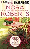 Nora Roberts Red Lily (In the Garden Trilogy)