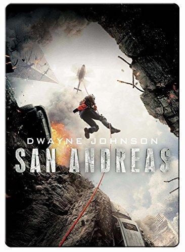 【Amazon.co.jp限定】カリフォルニア・ダウン ブルーレイ スチールブック仕様(1枚組/デジタルコピー付) [Blu-ray]