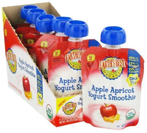 Yogurt Smoothie Healthy front-1028178