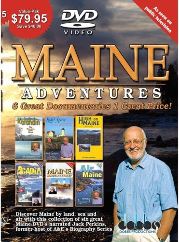 Maine'S Best Dvd'S Value Pak: 6 Of Maine'S Best Dvd'S In One Case