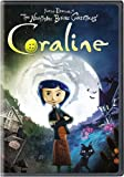 Coraline [DVD] [2009] [Region 1] [US Import] [NTSC]