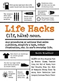 Life Hacks: Any Procedure or Action That Solves a Problem, Simplifies a Task, Reduces Frustration, Etc. in One's Everyday Life