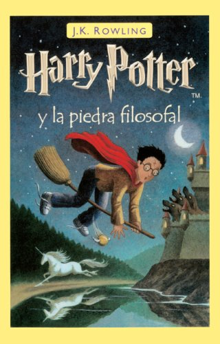 Harry Potter Y La Piedra Filosofal (Harry Potter And The Sorcerer's Stone) (Turtleback School & Library Binding Edition) (Spanish Edition)