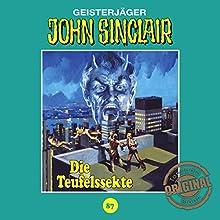 Die Teufelssekte (John Sinclair - Tonstudio Braun Klassiker 87) Hörspiel von Jason Dark Gesprochen von:  div.