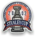 2002 Detroit Red Wings Stanley Cup Jersey Patch