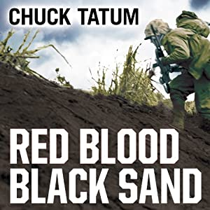 Red Blood, Black Sand Audiobook
