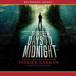 Thirteen Days to Midnight Audiobook