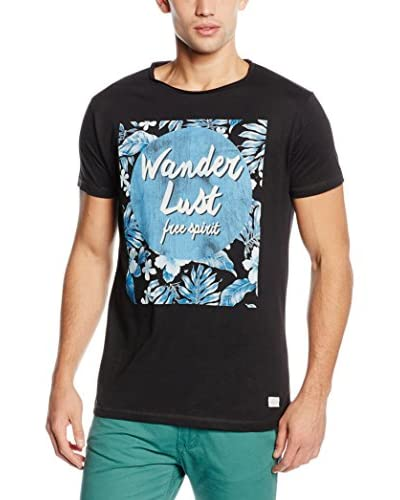 Springfield T-Shirt schwarz