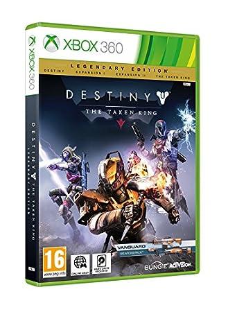 Destiny - The Taken King (Xbox 360)
