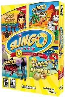 Slingo 15th Anniversary Pack