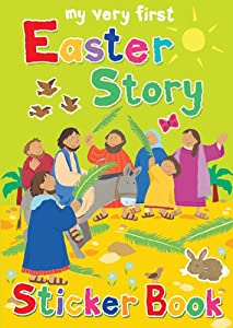 Downloads My Very First Easter Story Sticker Book (My Very First Sticker Books)