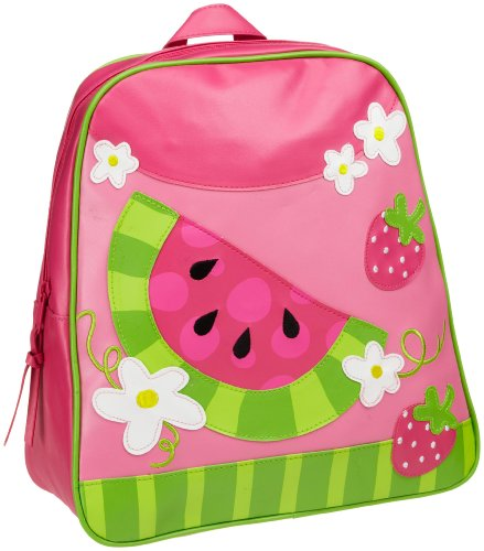 Stephen Joseph Little Girls' Little Girls' Go-Go Bag, Watermelon, One Size