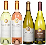 Castoro Cellars Central Coast Blushing White Wines Mixed Pack, 4 x 750 mL thumbnail