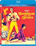 The Barbarian and the Geisha [Blu-ray]