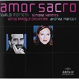 Amor Sacro : Motets de Vivaldi