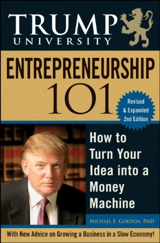 Trump University: Entrepreneurship 101