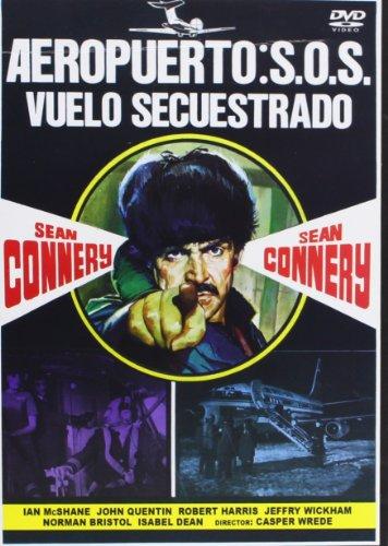Aeropuerto: S.O.S. Vuelo Secuestrado [DVD]