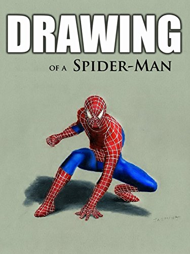 Clip: Drawing of a Spider-Man on Amazon Prime Video UK