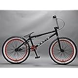 Mafiabikes Kush2 Kush 2 20 inch BMX Bike BLACK **NEW 2015 COLOURWAY**