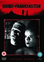 The Bride of Frankenstein [Import anglais]