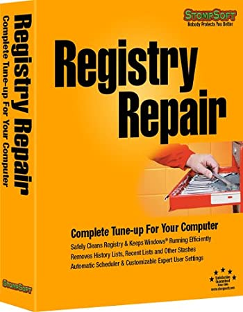 StompSoft Registry Repair