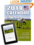 2014 US Calendar - Daily Planner and...