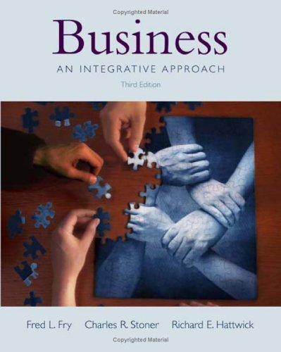 Business: An Integrative Approach