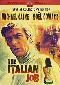 "Cover of ""The Italian Job"""