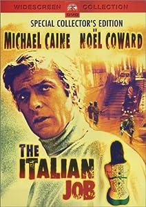 "Cover of ""The Italian Job"""