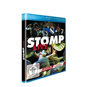 Stomp-Live 2008 [Blu-ray] [Import anglais]