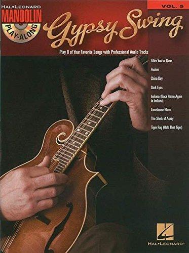 Mandolin Play-Along Volume 5: Gypsy Swing + CD